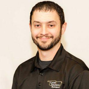 Matt Houston, Local Insurance Advisor